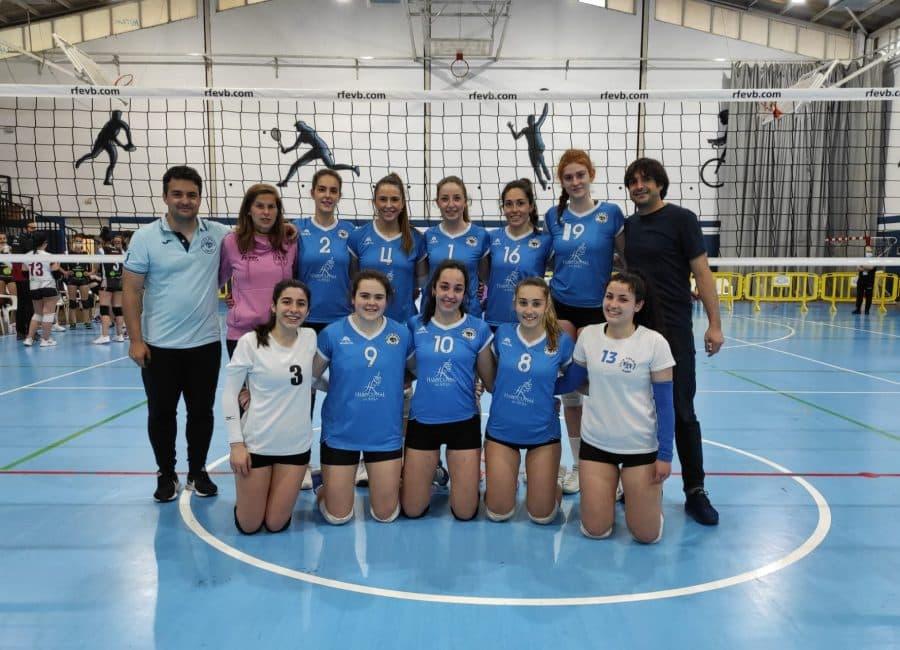 Gran papel del Bodegas Corral: Subcampeón de la fase de ascenso a Primera 3