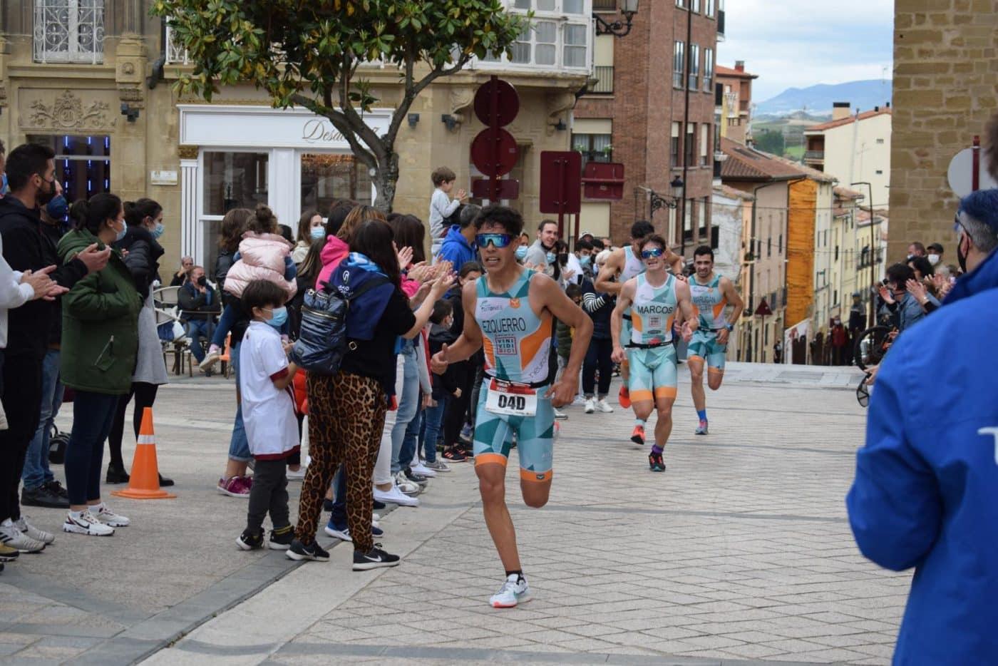 FOTOS: Tritones y Cafés Foronda se imponen en el I Duatlón de Haro 64