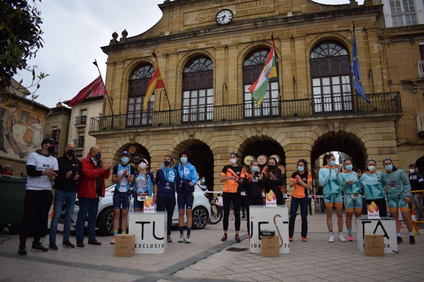 FOTOS: Tritones y Cafés Foronda se imponen en el I Duatlón de Haro 32