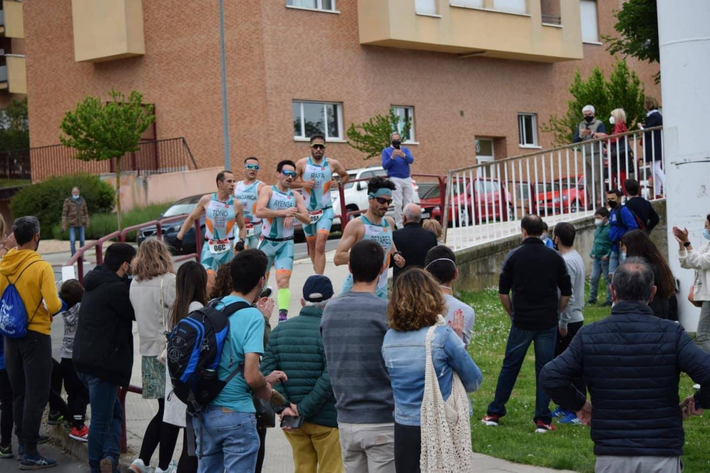 FOTOS: Tritones y Cafés Foronda se imponen en el I Duatlón de Haro 44