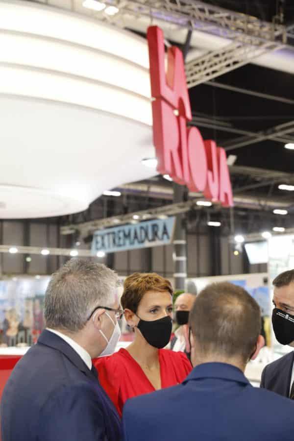 La Rioja cierra FITUR 2021 exhibiendo una amplia oferta para todos los públicos 4