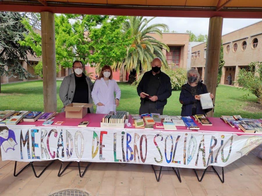 El Colegio de la Vega de Haro muestra su solidaridad con el Banco de Alimentos 1
