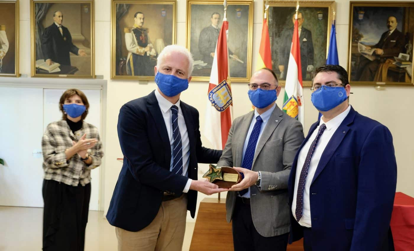 El CIBIR recibe la Estrella de Europa por su lucha contra el cáncer 1