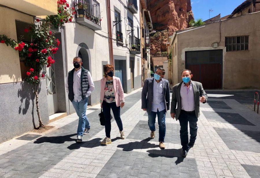 240.000 euros para redes de abastecimiento y mejorar la accesibilidad en Santa Eulalia Bajera, Préjano y Herce 2
