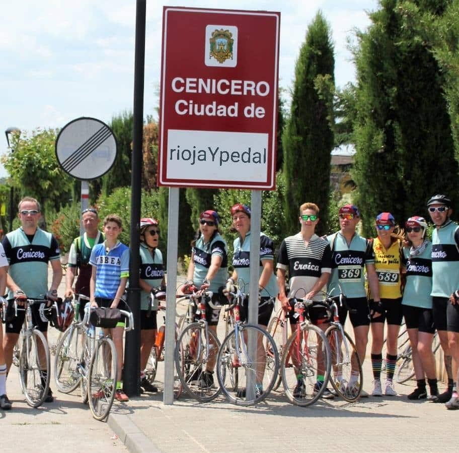 Rioja y Pedal