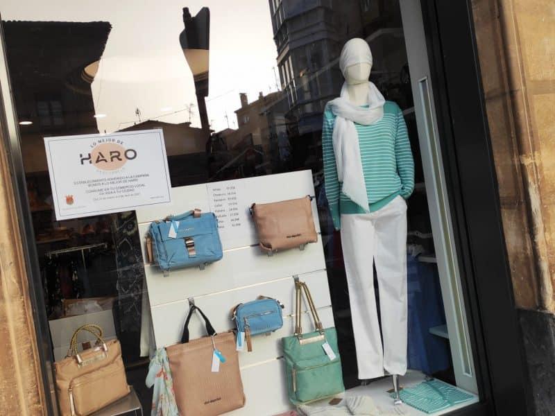 Bonos comercio de Haro