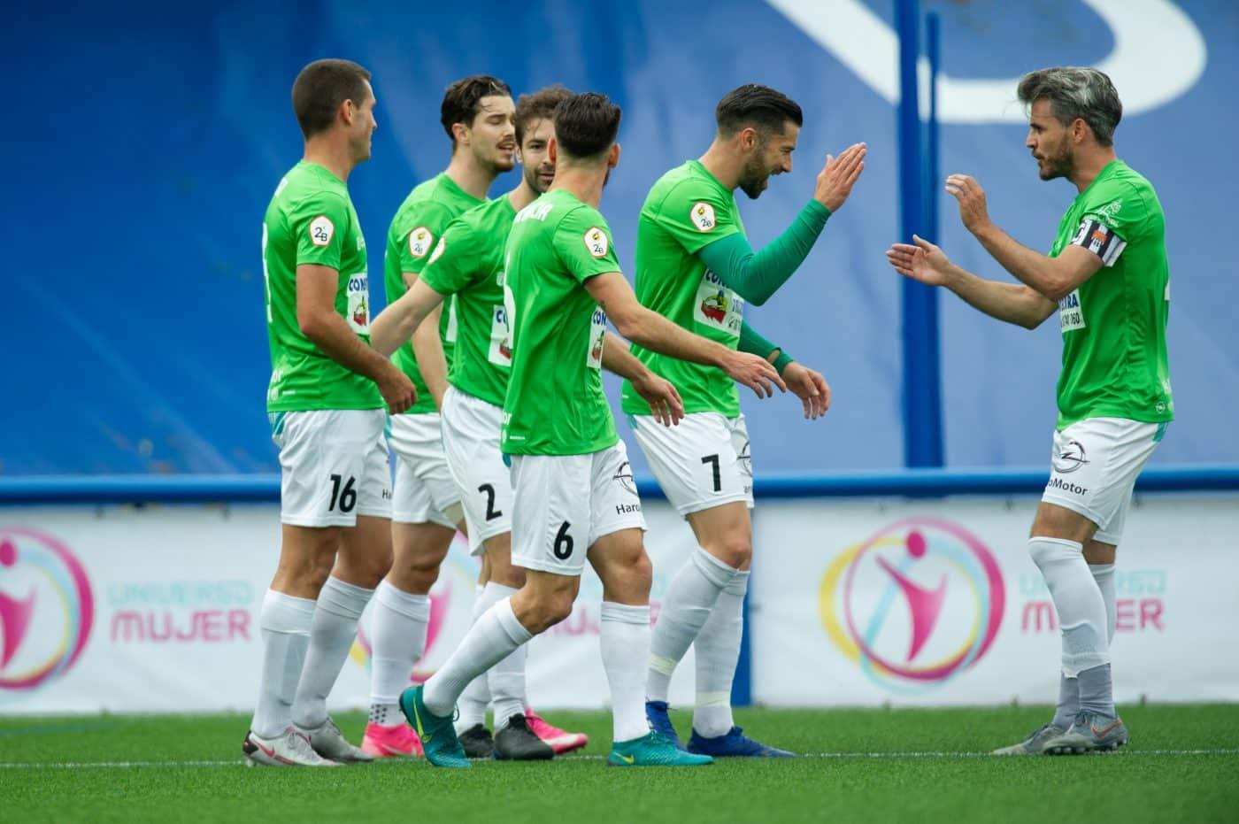 El Haro se despide de Segunda B con un empate ante el Alavés B 1