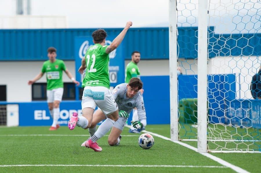 El Haro se despide de Segunda B con un empate ante el Alavés B 6