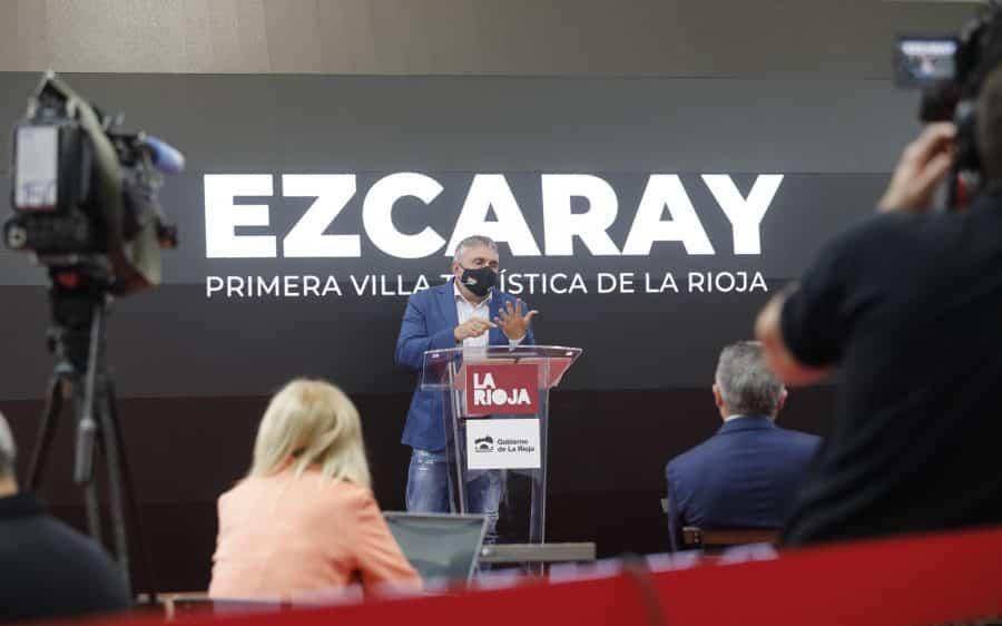 Ezcaray presenta en FITUR su nueva fórmula turística 1