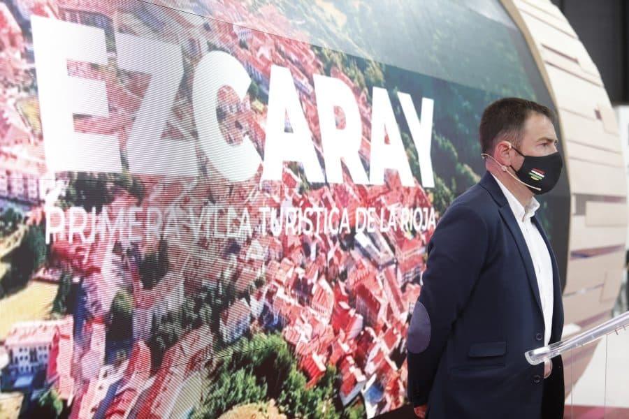 Ezcaray presenta en FITUR su nueva fórmula turística 4