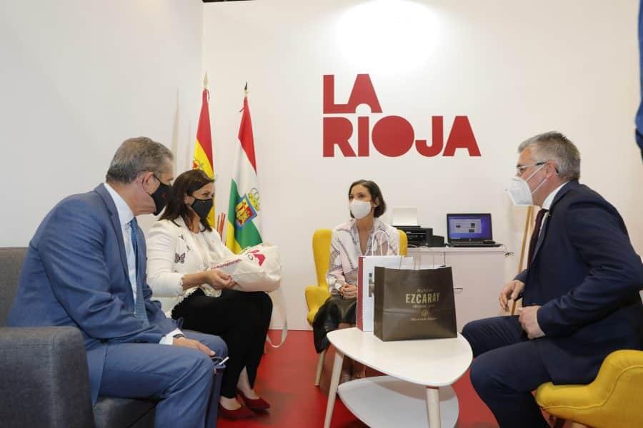 Ezcaray presenta en FITUR su nueva fórmula turística 14