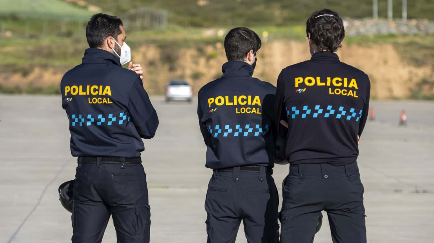 Formación de élite para 60 nuevos agentes de Policía Local de La Rioja 6