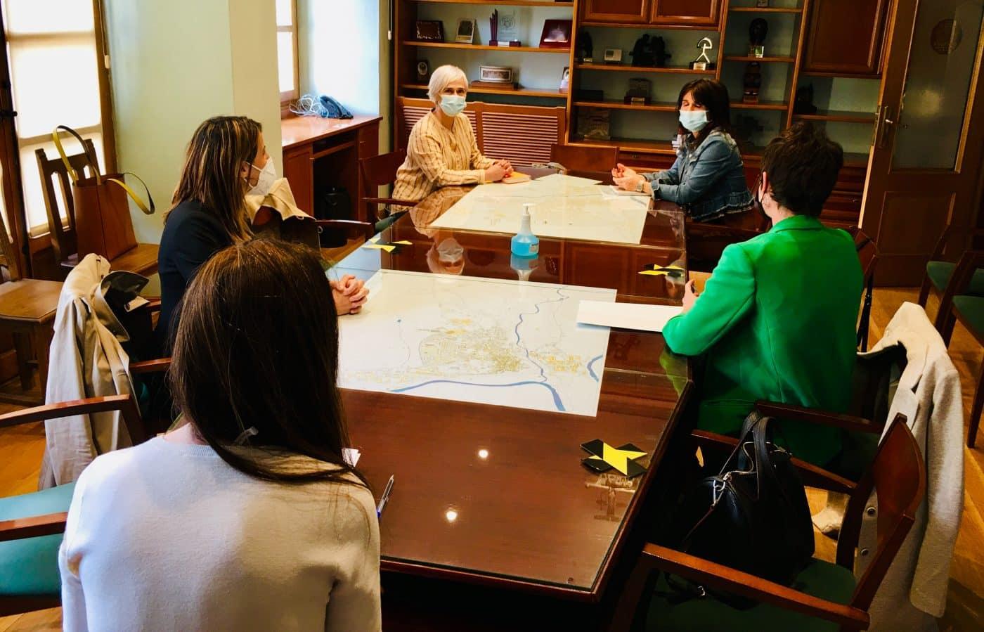 Reunión de Igualdad