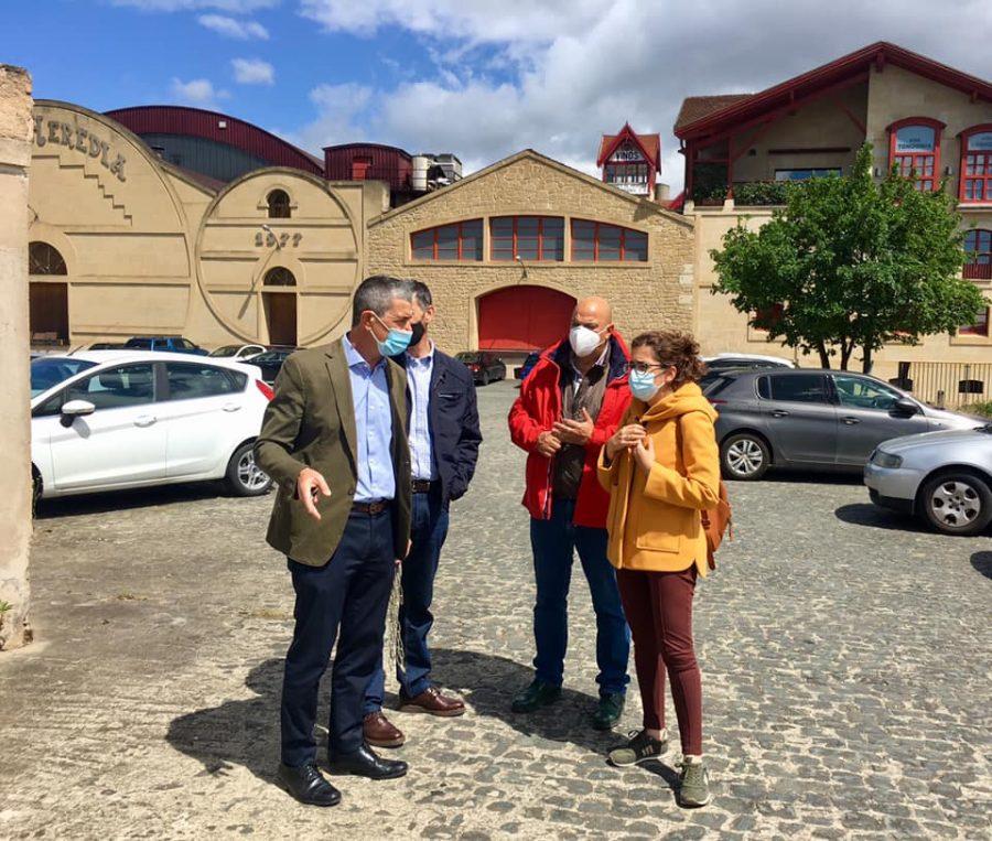 Haro abrirá una oficina de turismo en el Barrio de la Estación 2