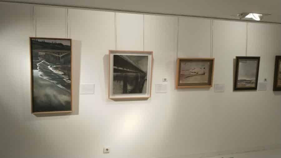 Haro y Santo Domingo acogen la exposición 'Artistas Riojanos en la Colección Fundación Caja Rioja' 3