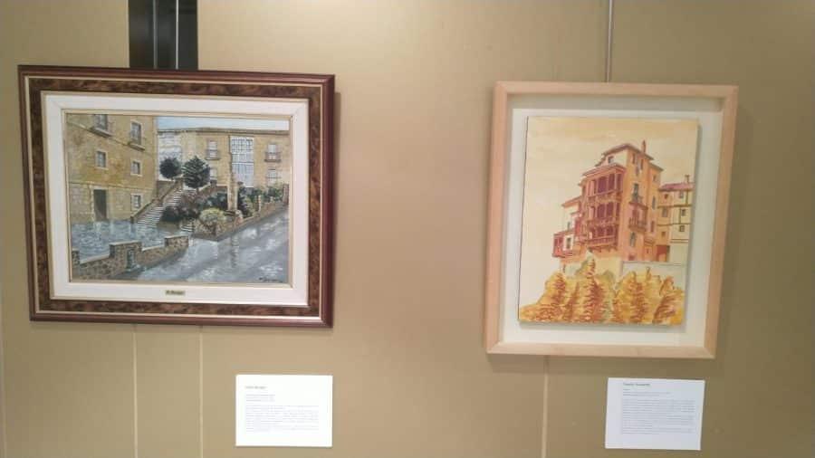 Haro y Santo Domingo acogen la exposición 'Artistas Riojanos en la Colección Fundación Caja Rioja' 4