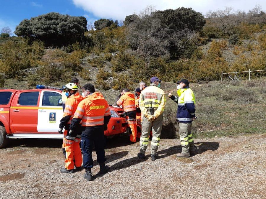 Jornadas formativas en La Rioja para mejorar las destrezas y coordinación de los equipos de intervención en emergencias 3