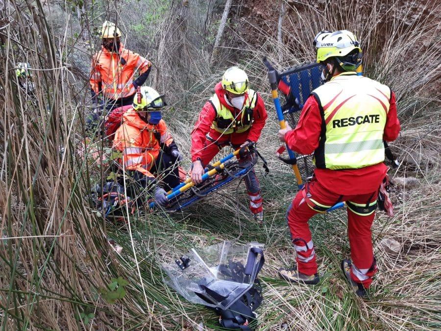 Jornadas formativas en La Rioja para mejorar las destrezas y coordinación de los equipos de intervención en emergencias 1