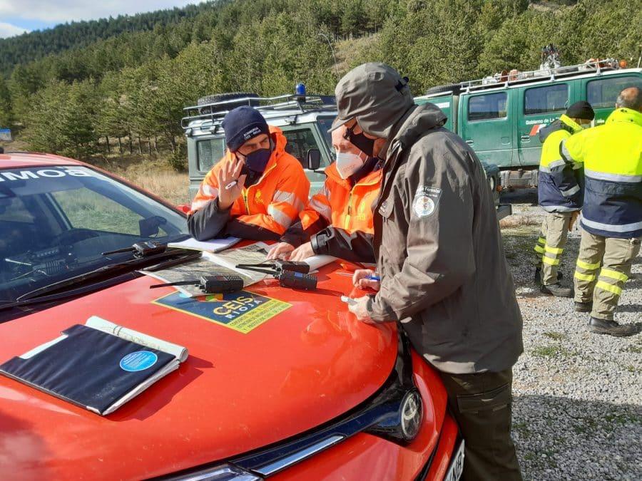 Jornadas formativas en La Rioja para mejorar las destrezas y coordinación de los equipos de intervención en emergencias 4