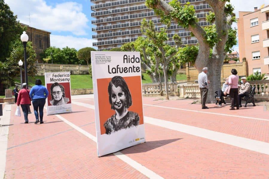 La exposición 'Mujeres con Historia' desembarca en Haro 2