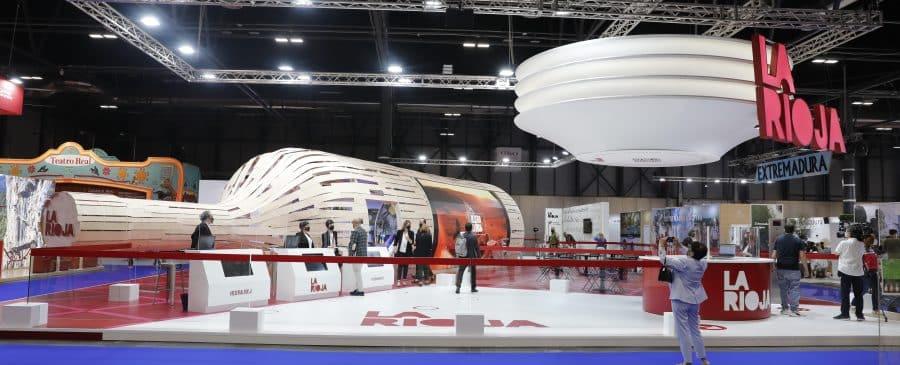 La Rioja cierra FITUR 2021 exhibiendo una amplia oferta para todos los públicos 9