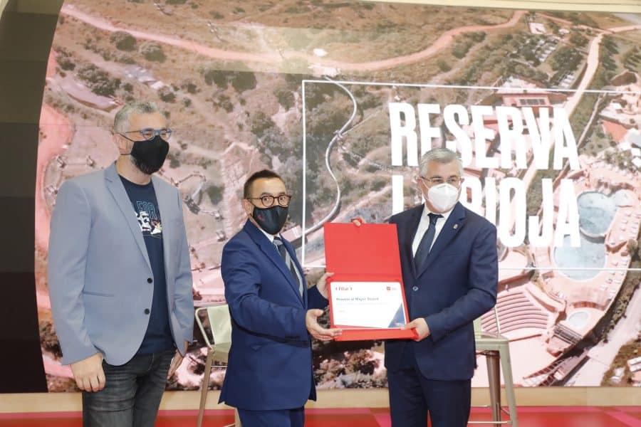 La Rioja, premio al mejor estand de FITUR 2021 2
