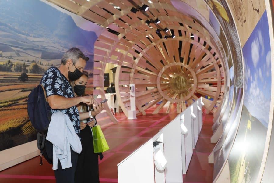 La Rioja se abre al público en FITUR: taller de escritura medieval y 'escape room' 6
