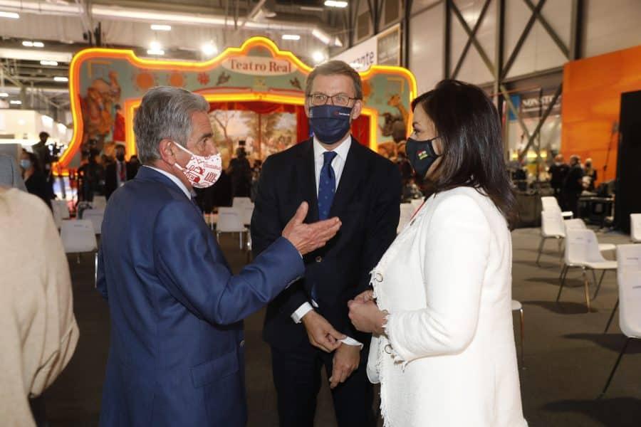 """La Rioja se exhibe en Fitur 2021 como """"destino turístico seguro"""" 22"""