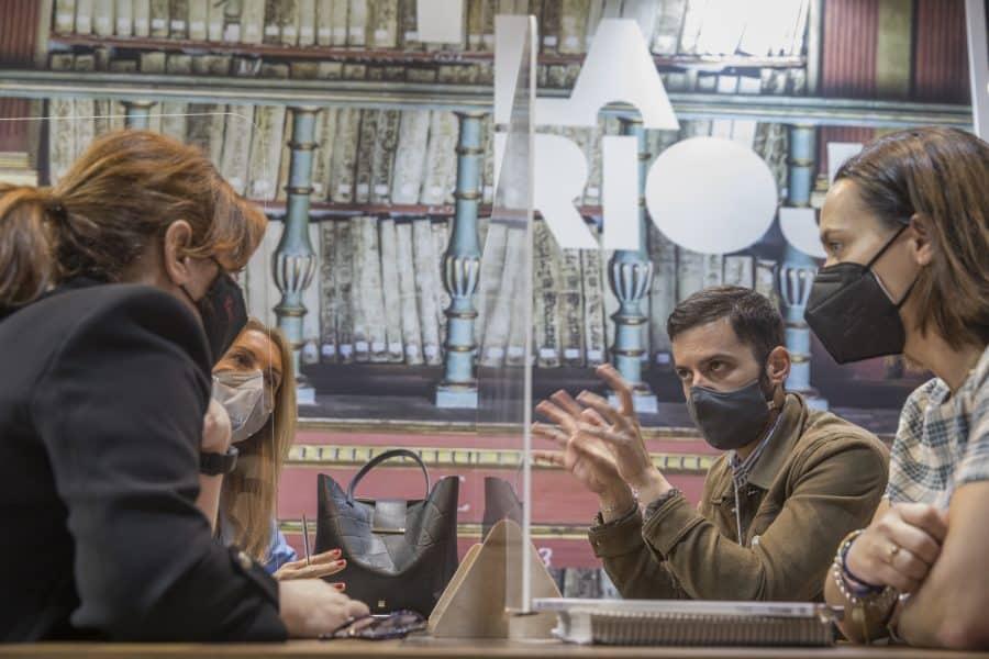 """La Rioja se exhibe en Fitur 2021 como """"destino turístico seguro"""" 14"""