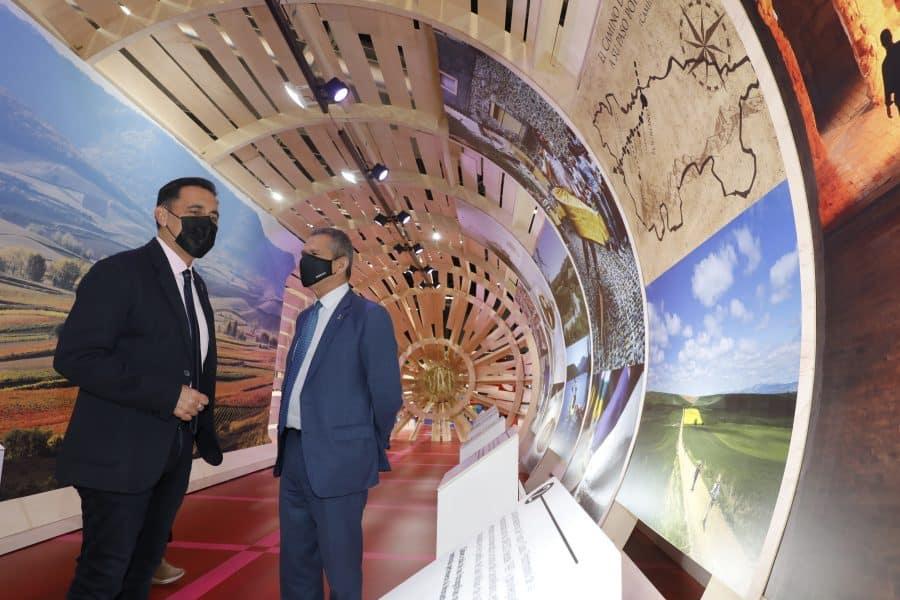 """La Rioja se exhibe en Fitur 2021 como """"destino turístico seguro"""" 3"""