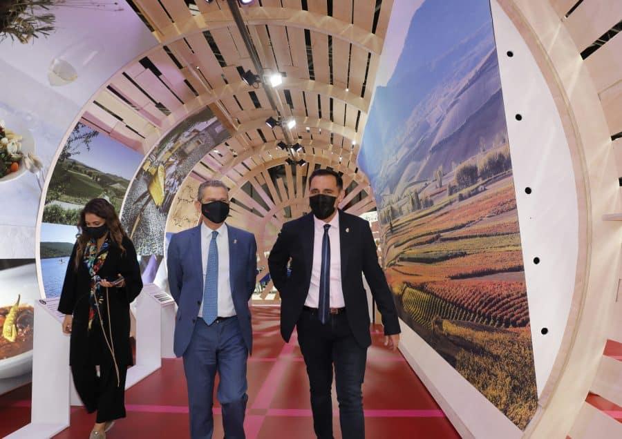 """La Rioja se exhibe en Fitur 2021 como """"destino turístico seguro"""" 12"""
