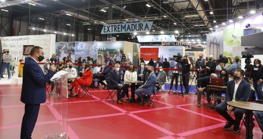 """La Rioja se exhibe en Fitur 2021 como """"destino turístico seguro"""" 2"""