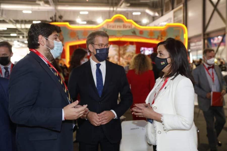"""La Rioja se exhibe en Fitur 2021 como """"destino turístico seguro"""" 4"""