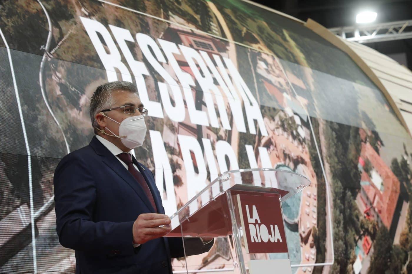 """La Rioja se exhibe en Fitur 2021 como """"destino turístico seguro"""" 6"""