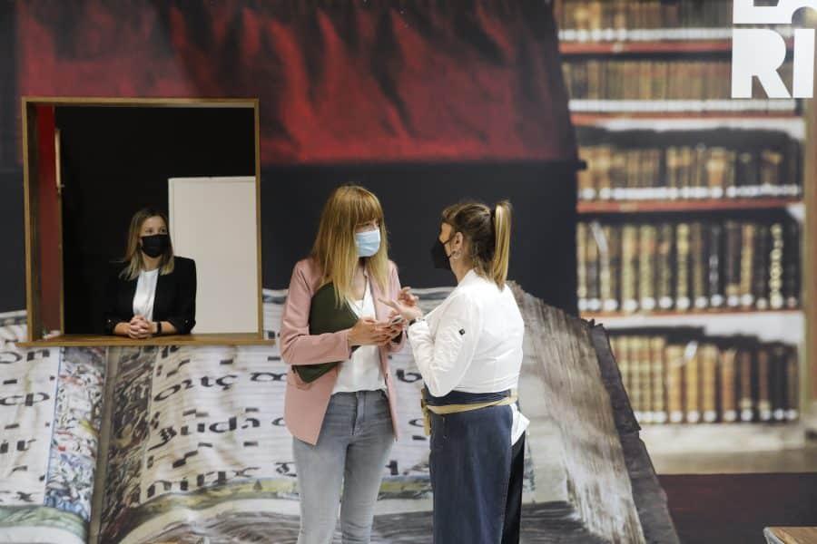 """La Rioja se exhibe en Fitur 2021 como """"destino turístico seguro"""" 21"""