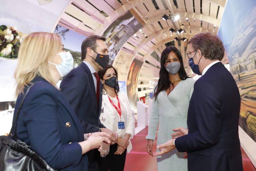 """La Rioja se exhibe en Fitur 2021 como """"destino turístico seguro"""" 19"""