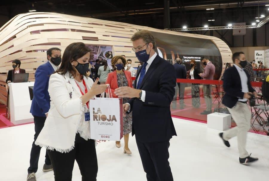 """La Rioja se exhibe en Fitur 2021 como """"destino turístico seguro"""" 18"""