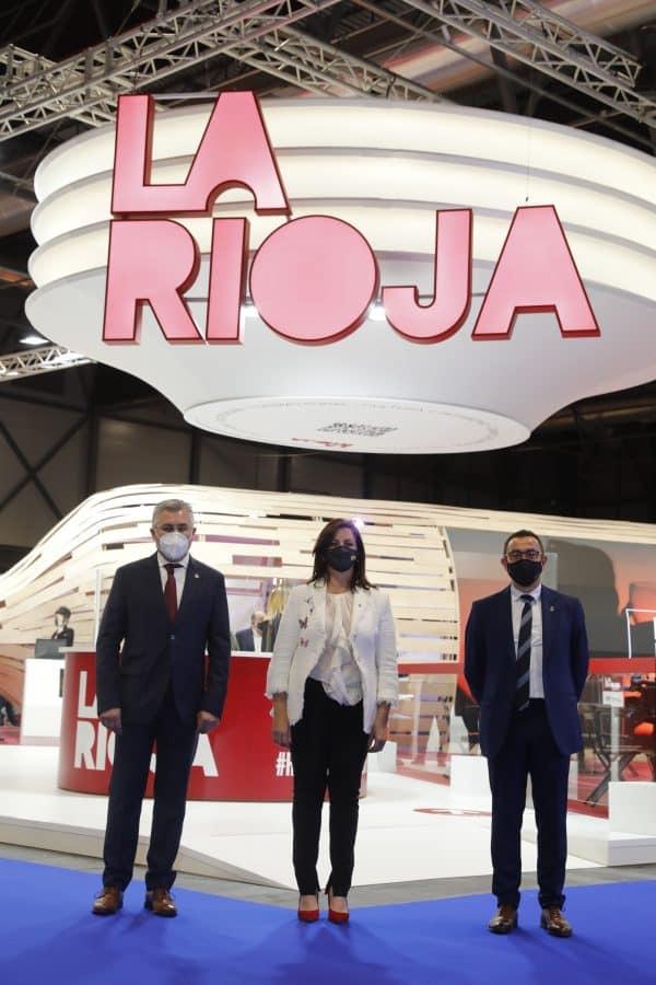 """La Rioja se exhibe en Fitur 2021 como """"destino turístico seguro"""" 1"""