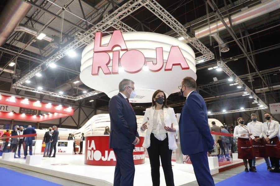 """La Rioja se exhibe en Fitur 2021 como """"destino turístico seguro"""" 16"""