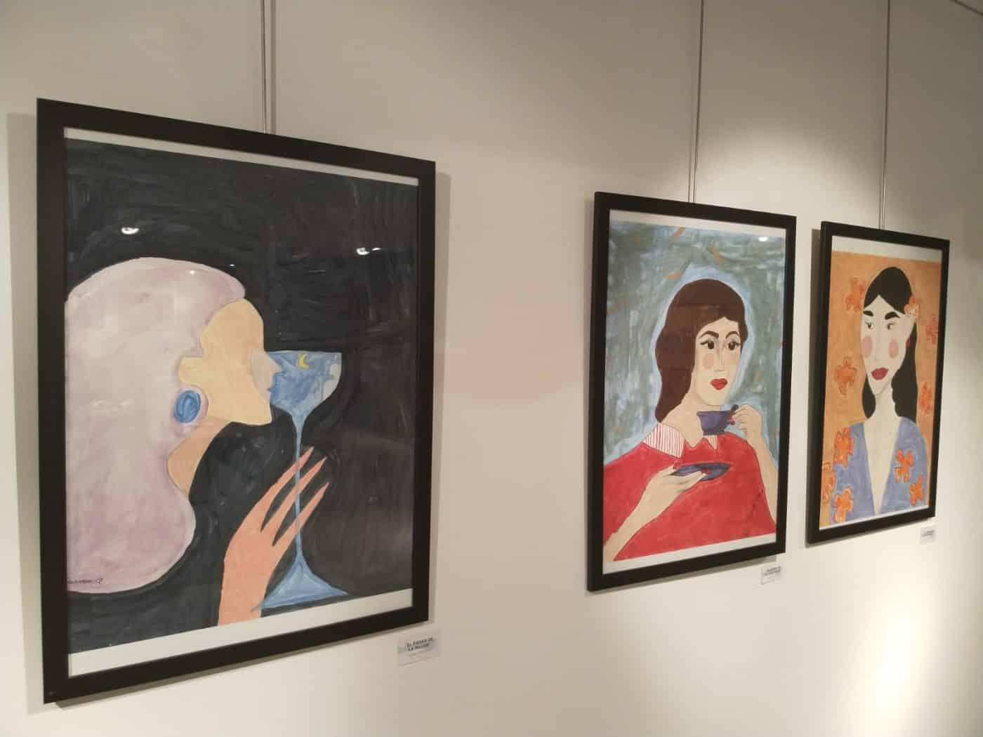 Arte como terapia: Las creaciones de los residentes del Hospital del Santo protagonizan la muestra 'ConFinArte' 4
