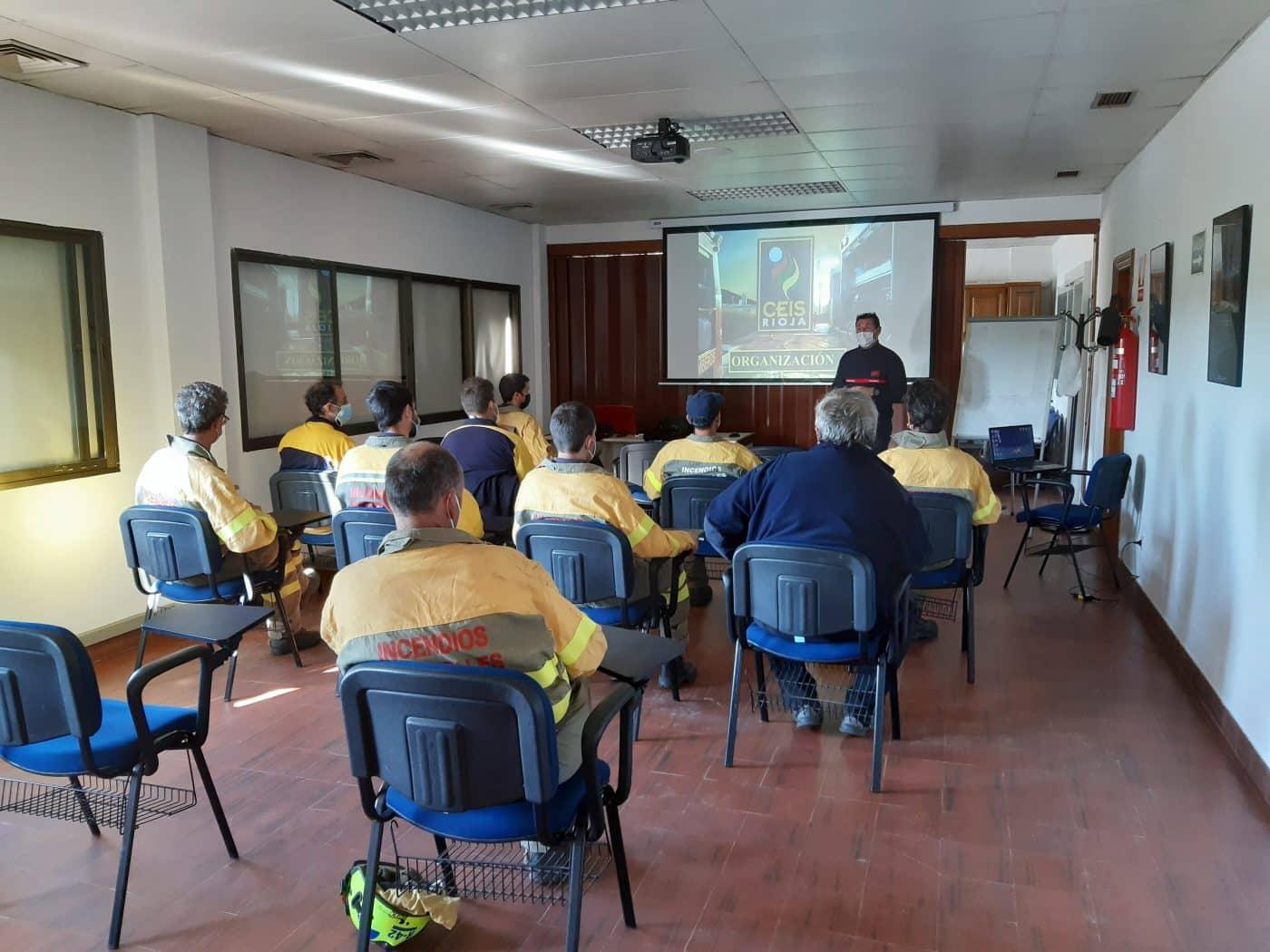 Preparación intensiva para hacer frente a la temporada de alto riesgo de incendios en La Rioja 1