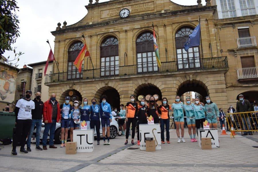 FOTOS: Tritones y Cafés Foronda se imponen en el I Duatlón de Haro 29