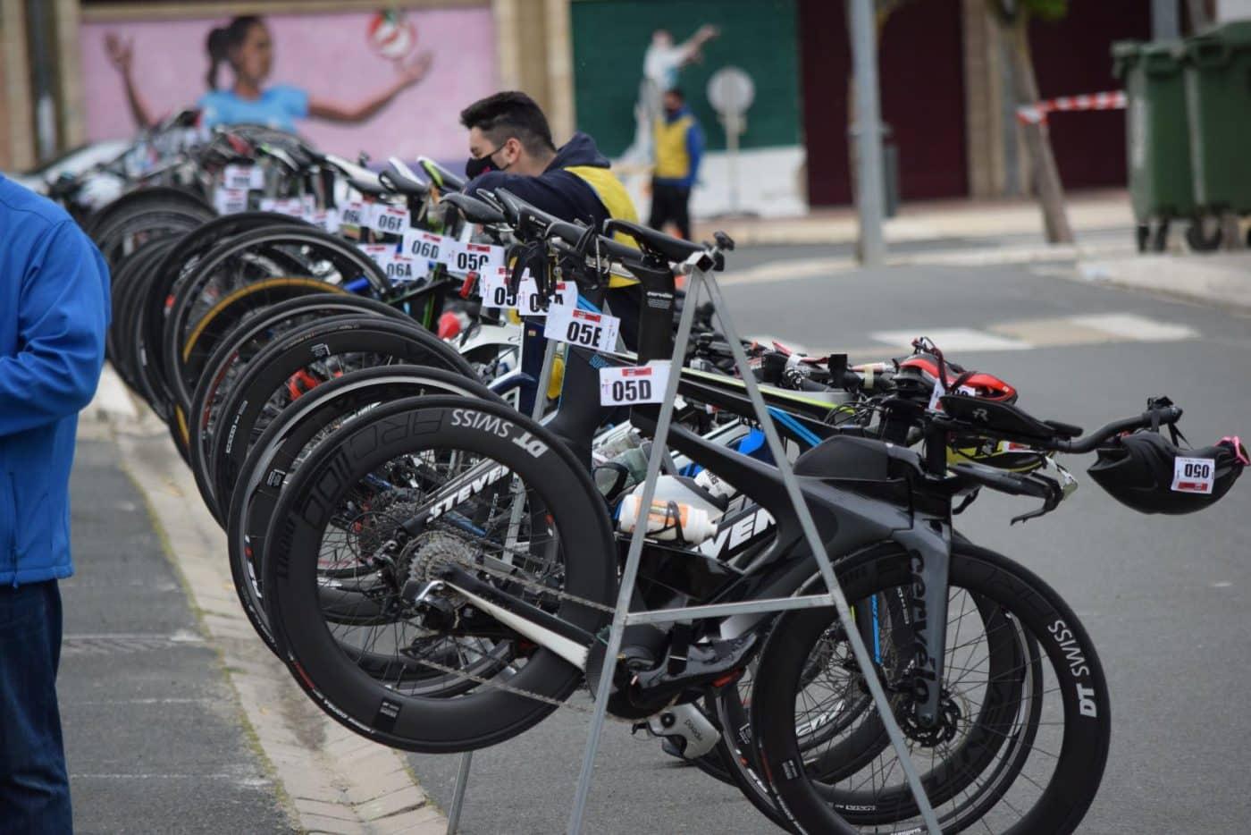 FOTOS: Tritones y Cafés Foronda se imponen en el I Duatlón de Haro 5