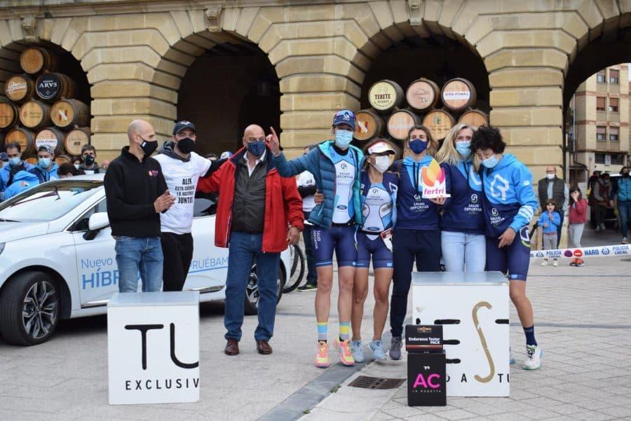 FOTOS: Tritones y Cafés Foronda se imponen en el I Duatlón de Haro 26