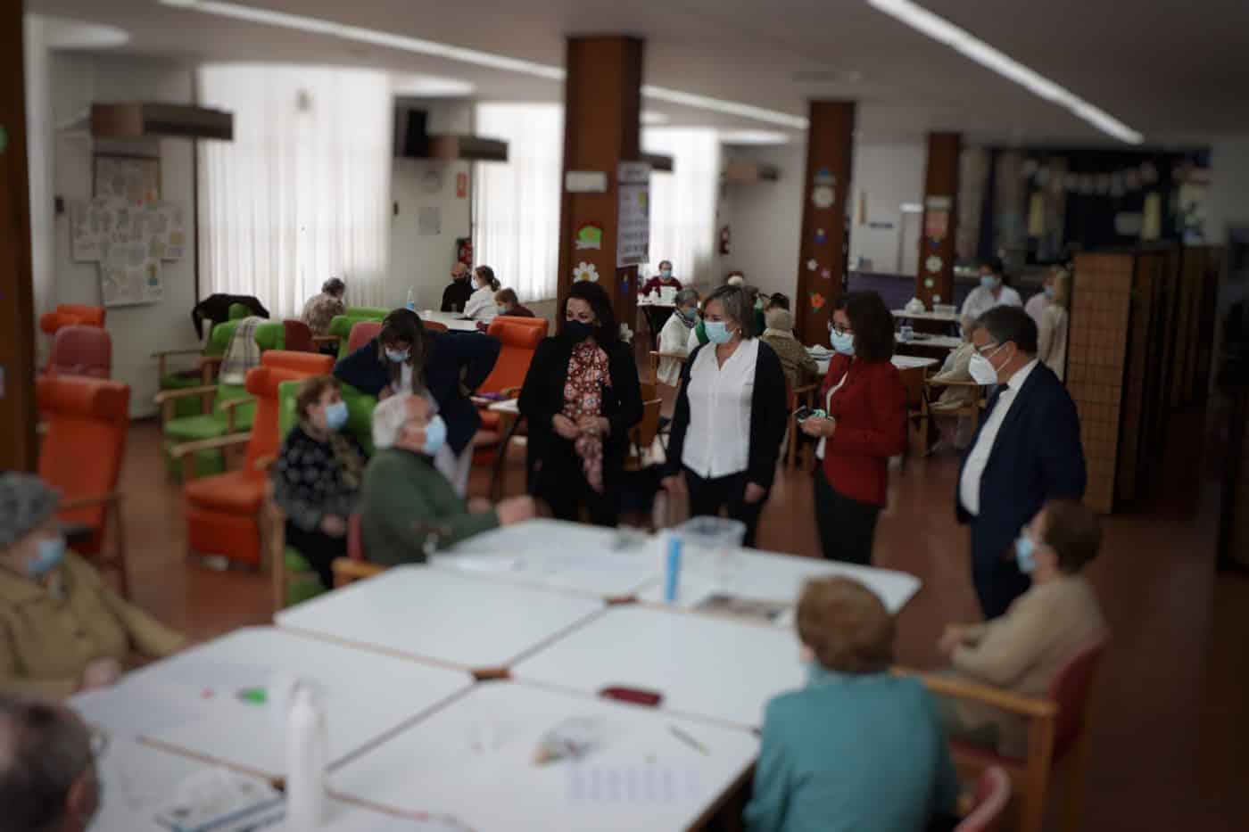 Andreu anuncia la construcción del nuevo centro de día de Haro en el antiguo hospital de Cruz Roja 4