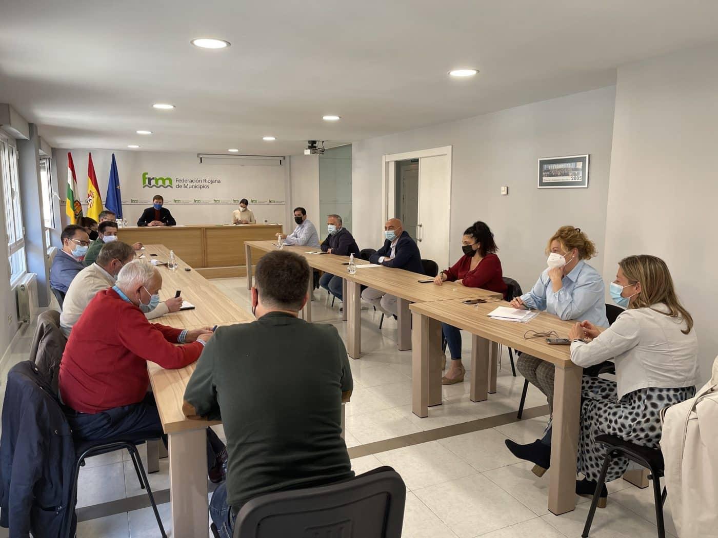 La Federación Riojana de Municipios rechaza el cobro por el uso de autovías 1