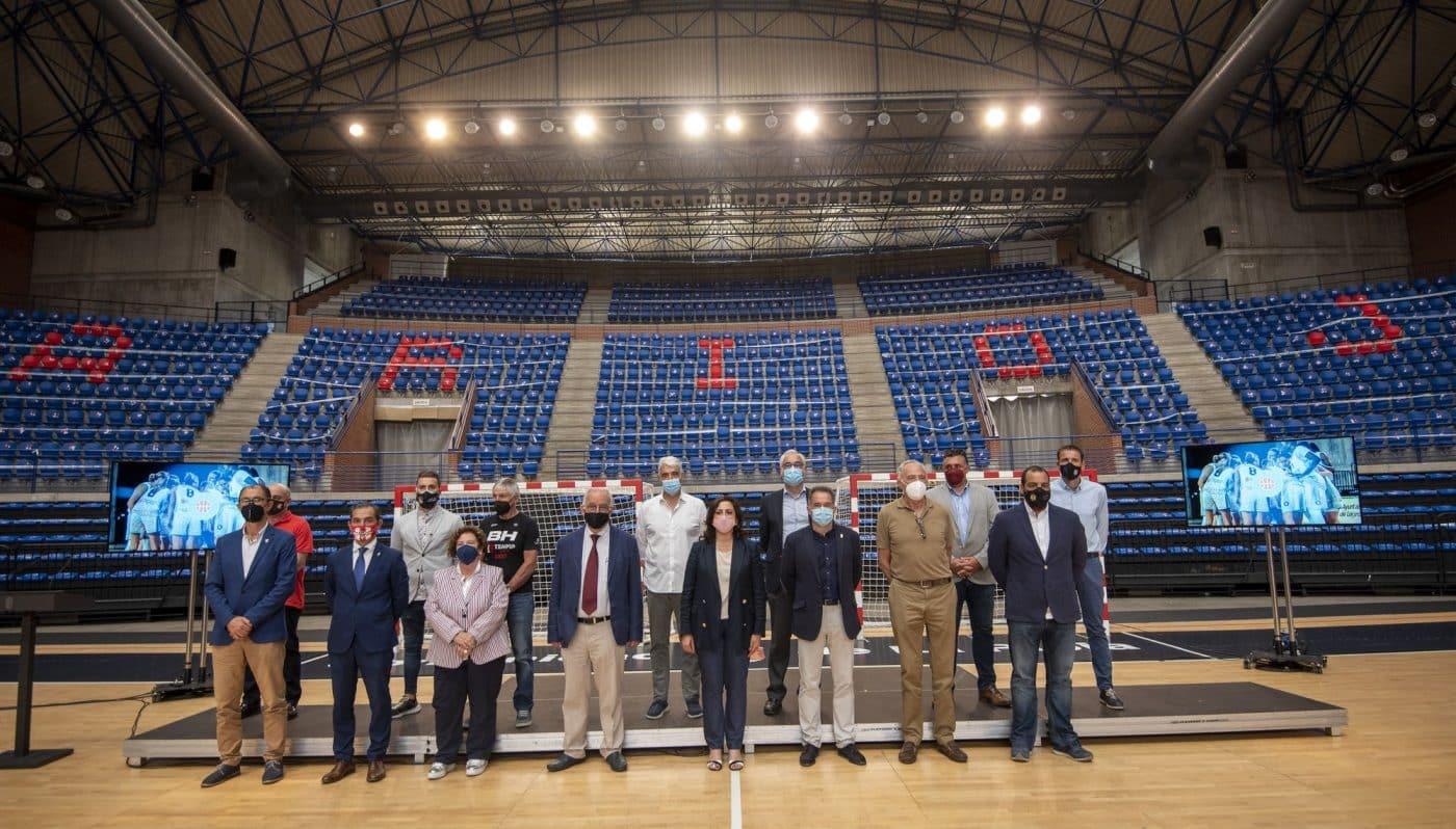 El Gobierno riojano apoya con 229.000 euros al Haro Deportivo y Haro Rioja Vóley 1
