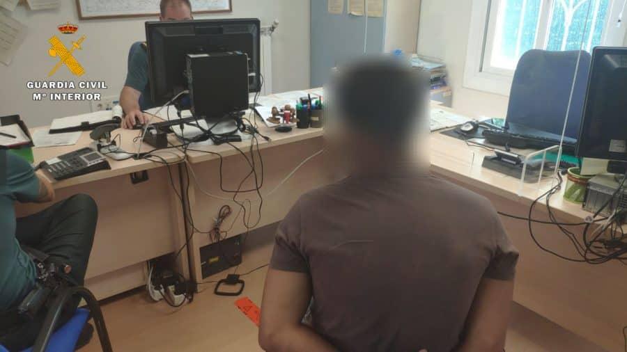 La Guardia Civil detiene al atracador que actuaba en la Vía Romana del Iregua 1