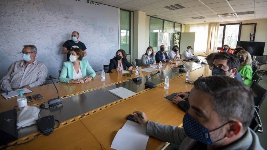 El Gobierno riojano activa por inundaciones el nivel 1 de Emergencia del Plan Territorial de Protección Civil 1