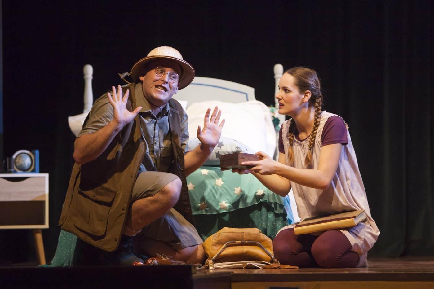 Teatro familiar este sábado en Haro con 'De los cuentos a las cuentas' 1